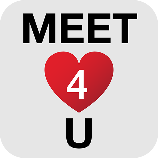 Meet4U - Chat, Love, Singles! logo