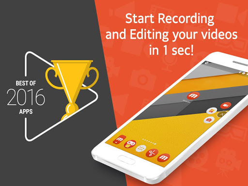 Mobizen Screen Recorder – Record Capture Edit 3.7.0.15 preview 1
