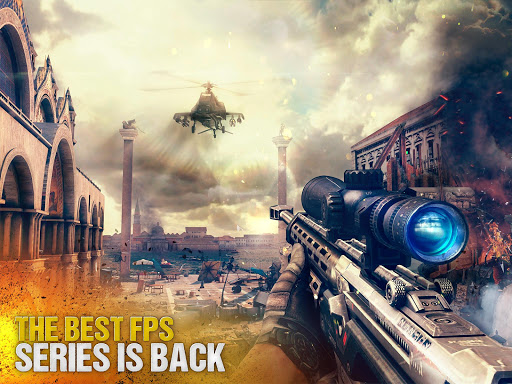 Modern Combat 5 eSports FPS 3.9.1b preview 1