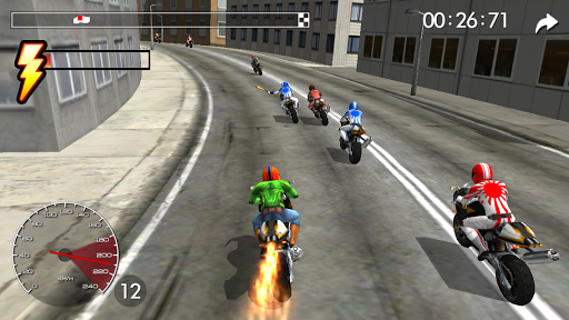 Moto Rush 1.3 preview 1