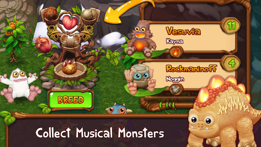 My Singing Monsters Dawn of Fire 1.21.0 preview 1