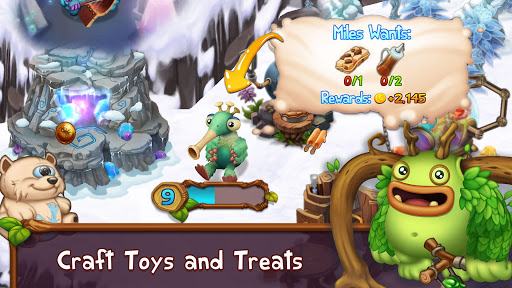 My Singing Monsters Dawn of Fire 1.21.0 preview 2