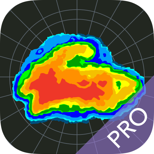 MyRadar Weather Radar Ad Free logo