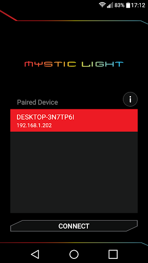 Mystic Light 1.0.9 preview 2