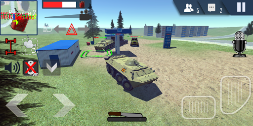 Offroad Simulator Online 1.91 preview 1