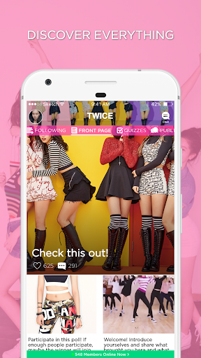 Once Amino for Twice 2.3.28023 preview 1