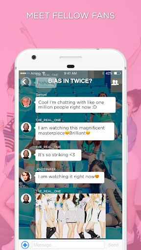 Once Amino for Twice 2.3.28023 preview 2