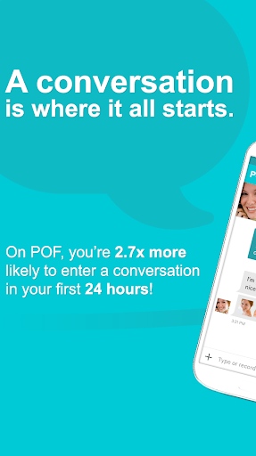 POF Free Dating App preview 1