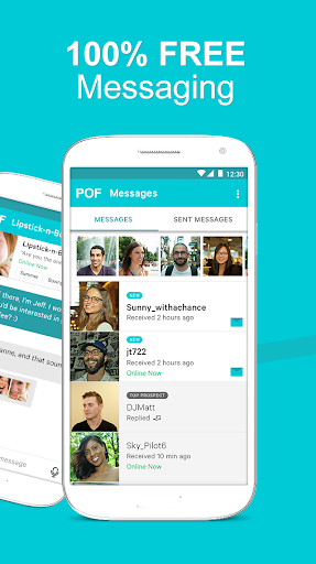 POF Free Dating App preview 2