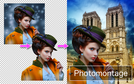 PhotoLayersSuperimpose Background Eraser 2.0.2 preview 1
