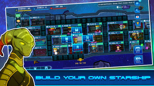 Pixel Starships Hyperspace 0.933 preview 1