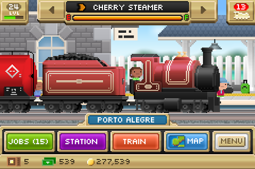 Pocket Trains 1.2.3 preview 1