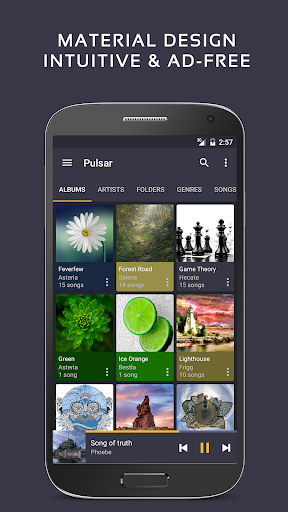 Pulsar Music Player – Mp3 Player Audio Player 1.9.1 preview 1