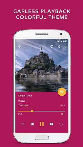 Pulsar Music Player – Mp3 Player Audio Player 1.9.1 preview 2