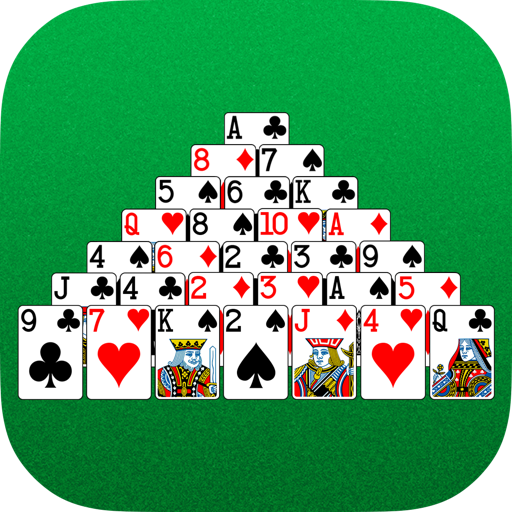 Pyramid Solitaire 3 in 1 logo