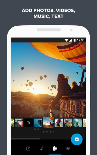 Quik Free Video Editor for photos clips music 5.0.6.4050-cfa2c7535 preview 1