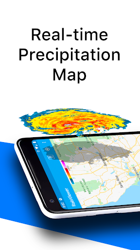 RainViewer NOAA Weather Radar Rain Forecast 1.11.7 preview 1