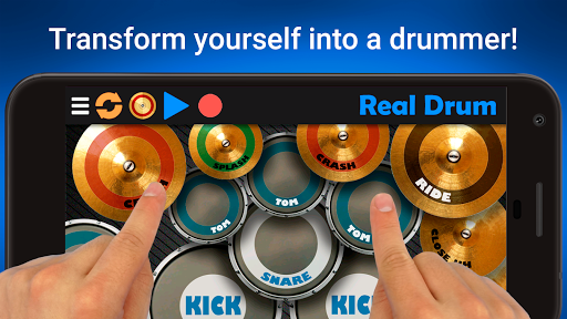 Real Drum – The Best Drum Sim 8.21 preview 1
