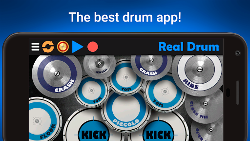 Real Drum – The Best Drum Sim 8.21 preview 2