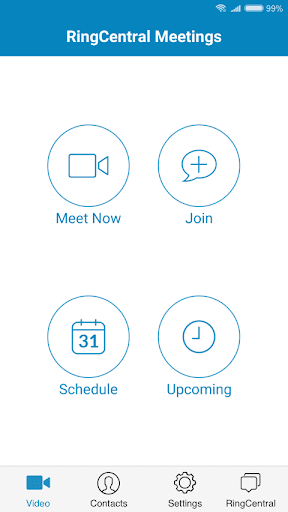 RingCentral Meetings 7.0.152126.0715 preview 1