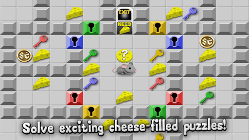 Rodent Rush – Puzzle Challenge 1.1 preview 1