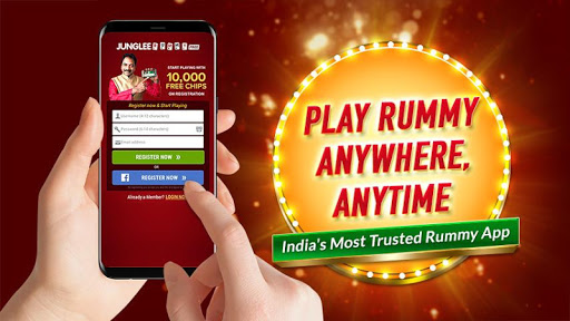Rummy Game Play Indian Rummy Online -JungleeRummy 1.0.23 preview 1