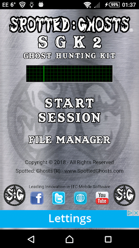 SGK2 – Ghost Hunting Kit 2.0.9 preview 1