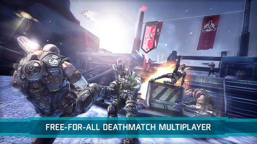 SHADOWGUN DEADZONE 2.10.0 preview 1