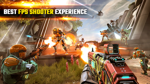 SHADOWGUN LEGENDS – FPS PvP and Coop Shooting Game 0.9.3 preview 1