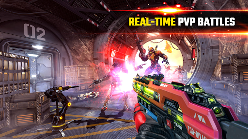 SHADOWGUN LEGENDS – FPS PvP and Coop Shooting Game 0.9.3 preview 2