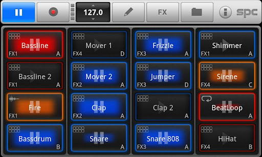 SPC – Music Drum Pad Demo 2.3.8 preview 1