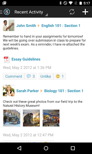 Schoology 5.15.0 preview 1