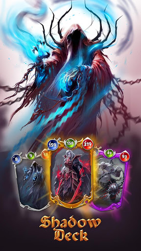 Shadow Deck Magic Heroes Card CCG 0.1.30 preview 1