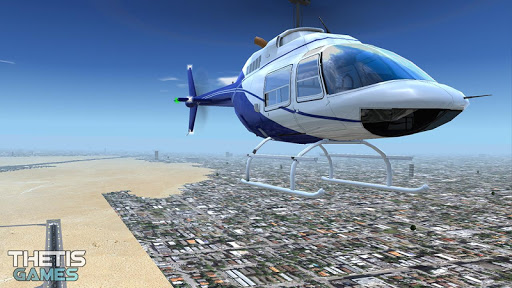SimCopter Helicopter Simulator 1.0.1 preview 2