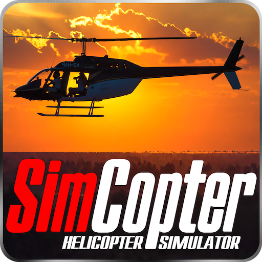 SimCopter Helicopter Simulator logo