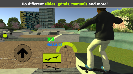 Skateboard FE3D 2 – Freestyle Extreme 3D 1.18 preview 1