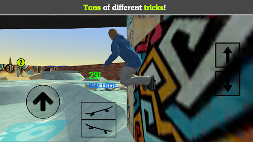 Skateboard FE3D 2 – Freestyle Extreme 3D 1.18 preview 2
