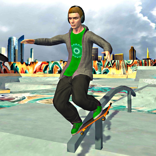 Skateboard FE3D 2 - Freestyle Extreme 3D logo