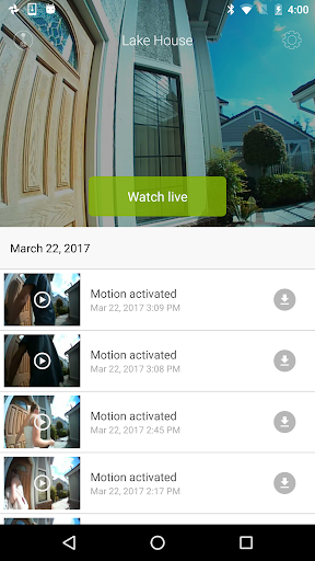 SkyBell HD 4.1.0 preview 2