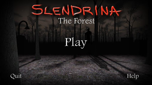 Slendrina The Forest 1.02 preview 1
