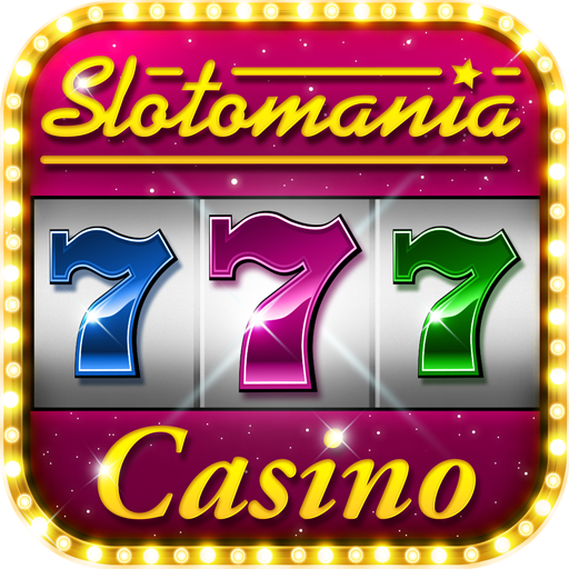 Slotomania™ Slots Casino: Vegas Slot Machine Games logo