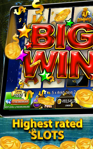 Slots Pharaohs Way Casino Games amp Slot Machine 8.0.6.2 preview 1