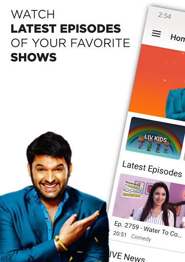 SonyLIV – TV Shows Movies amp Live Sports Online preview 1