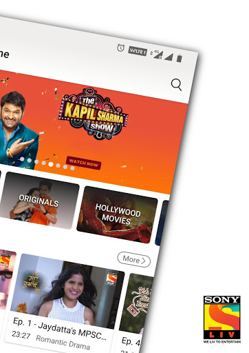 SonyLIV – TV Shows Movies amp Live Sports Online preview 2