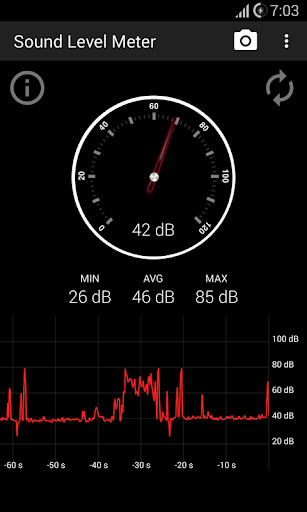 Sound Level Meter 1.2 preview 2