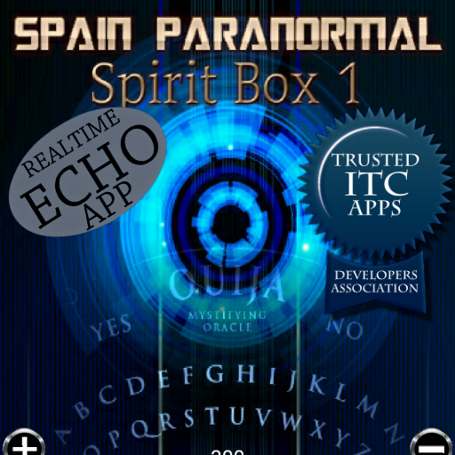 Spain Paranormal Spirit Box 1 logo