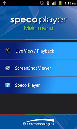 Speco Player 4.2.0.2_190228 preview 1