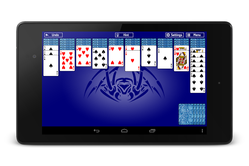 Spider Solitaire 1.1.2 preview 1