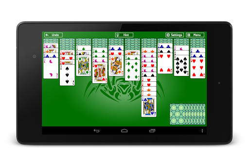 Spider Solitaire 1.1.2 preview 2