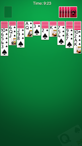 Spider Solitaire 2.9.492 preview 1